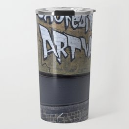 Art wall. Travel Mug