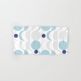 Blue Moon #society6 #decor Hand & Bath Towel