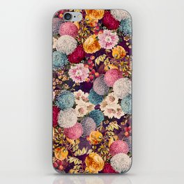 EXOTIC GARDEN X iPhone Skin