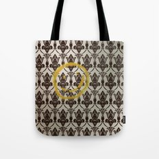 Sherlock Wallpaper Light Tote Bag