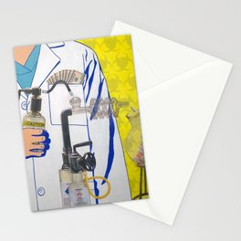 The Science of Capitalism Stationery Cards