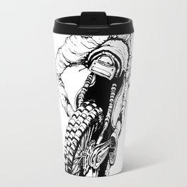fanatic-B/W Travel Mug