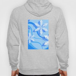 The Flower Abstract Holiday Hoody