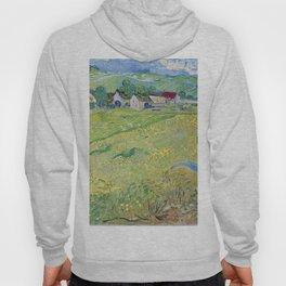 """Les Vessenots"" in Auvers by Vincent van Gogh Hoody"