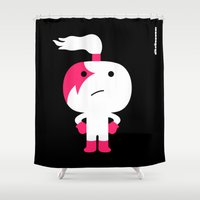 muppet Shower Curtains featuring modern muppet : idokungfoo.com by simon oxley idokungfoo.com
