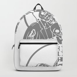 The Golden Ghouls Backpack
