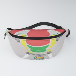 Colourful Elephant Fanny Pack