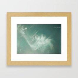 Frontiers Framed Art Print