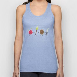 Let's All Go On an Adventure Unisex Tank Top