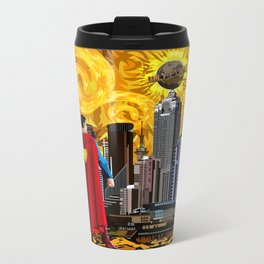 Super Summer Starry afternoon iPhone 4 4s 5 5c 6, pillow case, mugs and tshirt Metal Travel Mug