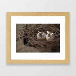 Beeggs Framed Art Print