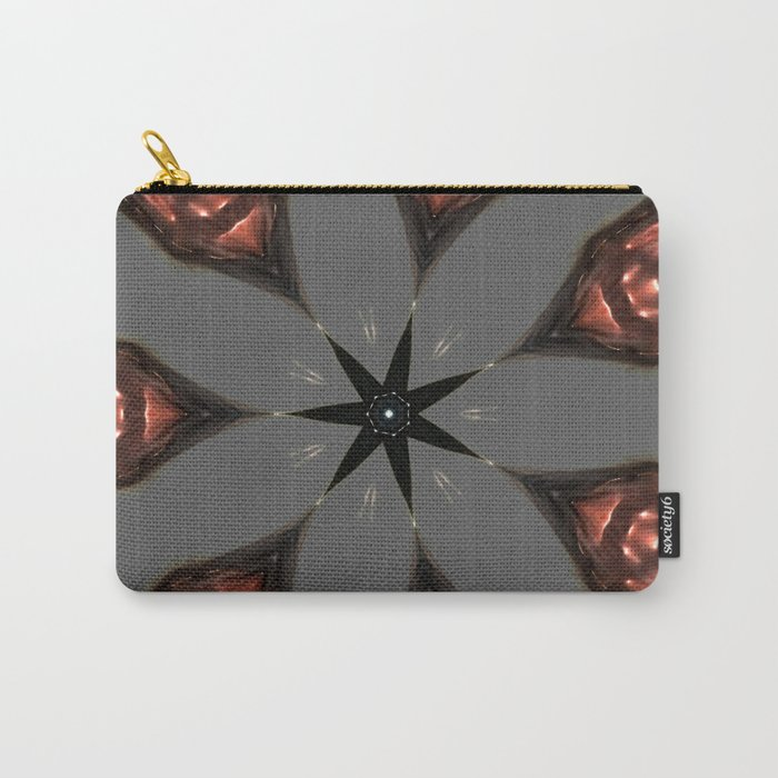 Lava Demon Convergence Carry-All Pouch