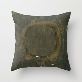 The Third Nothing Throw Pillow