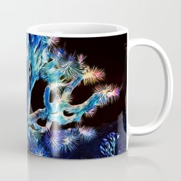 Joshua Tree VG Hues by CREYES Coffee Mug