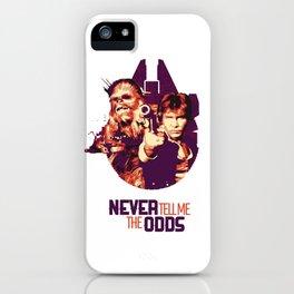 Han Solo & Chewbacca iPhone Case