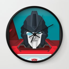 Perceptor MTMTE Wall Clock