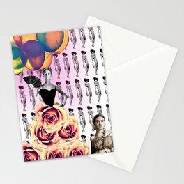 Frida Ballons Stationery Cards