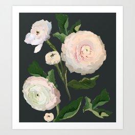daphne's floral Art Print