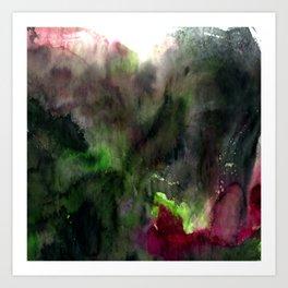 Vellum Bliss No. 7-2C by Kathy Morton Stanion Art Print