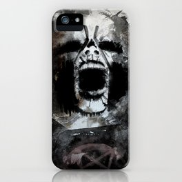 Emperor Magus Caligula iPhone Case
