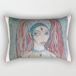 framed LILITH Rectangular Pillow