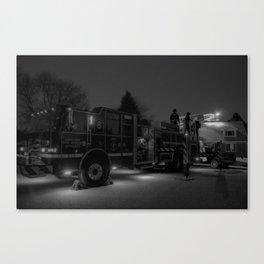 Station 6 Canvas Print