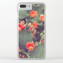 Flamenco Clear iPhone Case