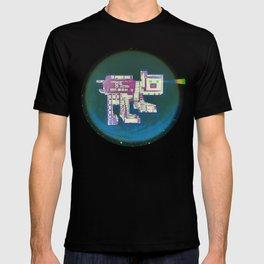 Spatial Bot Dog T-shirt