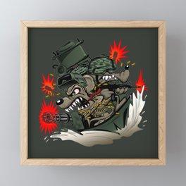 River Rats Framed Mini Art Print