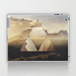Hyrule - Power of the Triforce Laptop & iPad Skin