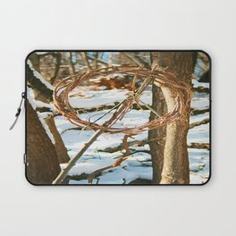 Shoot with Cameras Laptop Sleeve