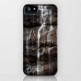 Staubbach Waterfall iPhone Case