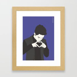 D.O.4 Framed Art Print