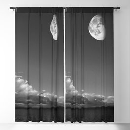 Moonlight Enchantment Blackout Curtain