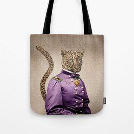 Grand Viceroy Leopold Leopard Tote Bag