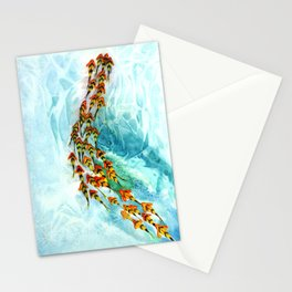 Watercolor Fish #1 Stationery Cards