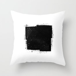 The fourth wall Throw Pillow