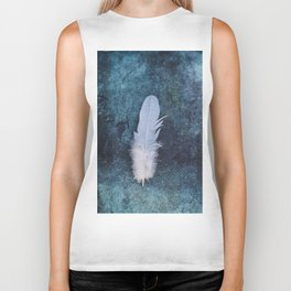 Feather II Biker Tank