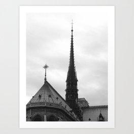 Paris 003 Art Print