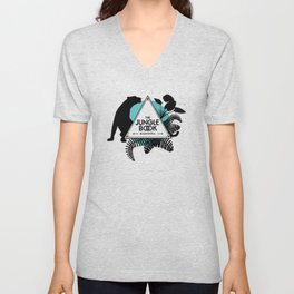 The jungle book - Bagheera panther Unisex V-Neck