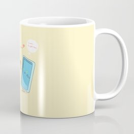 They were made for each other. Coffee Mug