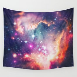 The Universe under the Microscope (Magellanic Cloud) Wall Tapestry