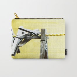 Between Jobs Carry-All Pouch