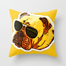 Aviator Angus Throw Pillow