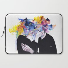 intimacy on display Laptop Sleeve