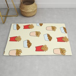 Gimme Fries Rug