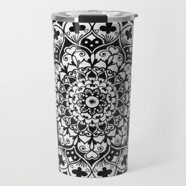 Lotus Mandala Travel Mug