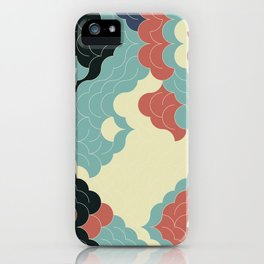 Abstract Geometric Artwork 90 iPhone Case