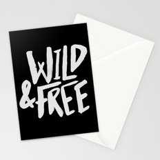Wild and Free II Stationery Cards