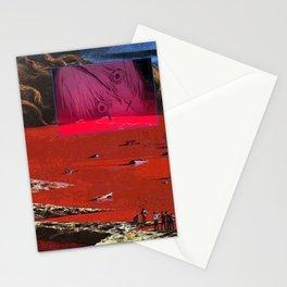 Renaissance Evangelion part 7 (finale) Stationery Cards